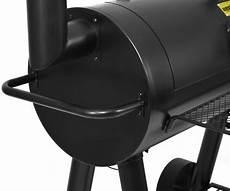 smoker holzkohle grill sentinel max smoke 80kg jamb ch