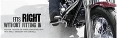 motorcycle foot controls harley davidson usa