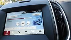 Kommunikation Und Entertainment Ford Sync 3 Mit Applink