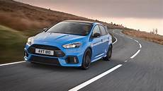ford focus rs limited edition confirmed more