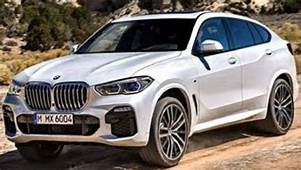 New BMW X6 G06 2018 2019 And X6M 2020 With Index G86