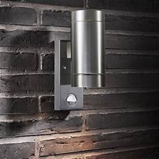 buy tin outdoor maxi wall lighting with sensor by nordlux the worm that turned revitalising