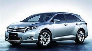 2019 Toyota Venza Redesign Price Release Date  Import