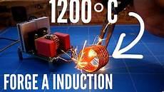 Comment Faire Une Forge A Induction Ultra Puissante