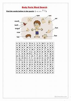 parts wordsearch worksheet free esl printable worksheets made by teachers