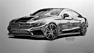Car Drawing By M Bechtold  Home Facebook