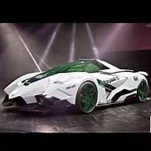 Hot Or Not  Lamborghini Ecoista Concept Fighter Jet