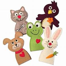Tiere Basteln Aus Papier - alle meine fingerpuppen książeczka sensoryczna