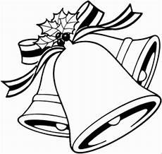 Ausmalbilder Weihnachten Glocke Drei Glocken Schleife Ausmalbild Malvorlage Gemischt
