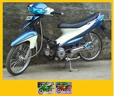 Shogun 110 Modif Sederhana by Shogun 110 Modifikasi Oto Trendz