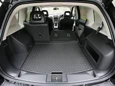 Jeep Compass Uk Version Picture 29 Of 35 Boot Trunk