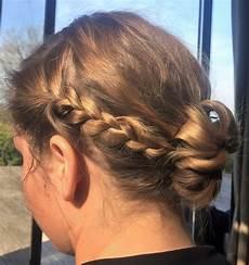 chignon sur cheveux courts 2 id 233 es de chignons pour cheveux courts mathilde wurtz