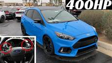 2020 focus rs will a dct 48v hybrid