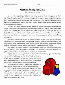 comprehension worksheets 20309 4th grade reading comprehension worksheets best coloring pages for