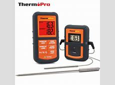 ThermoPro TP 08S Remote Wireless Oven Kitchen Thermometer