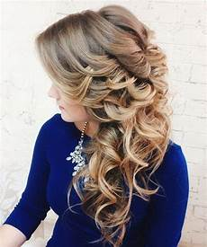 side curls hairstyles for wedding 20 gorgeous wedding hairstyles for hair
