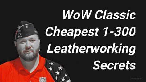Dragonscale Leatherworking Classic Wow