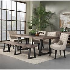 laurel foundry modern farmhouse prairie 6 piece dining reviews wayfair
