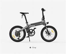 xiaomi himo c20 foldable electric moped bicycle 80km m