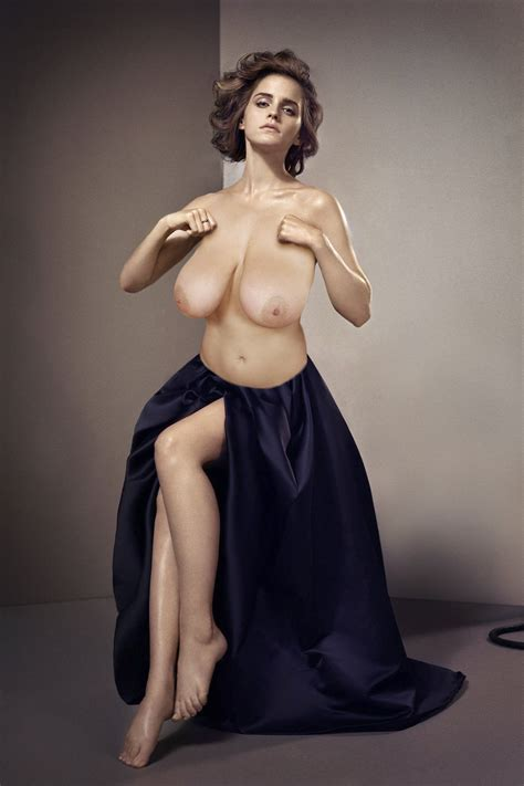 Emma Watson Breast Expansion