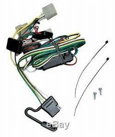 2011 toyota tacoma hitch wiring trailer tow hitch for 95 04 toyota tacoma with wiring harness kit play