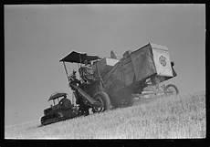 vintage und modern kombinieren 13 vintage photos of combines modern farmer