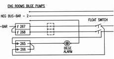 s v l40 bilge pump wiring and indicator enhancement
