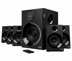 5 1 soundsystem weiß logitech z607 5 1 surround sound speakers with bluetooth