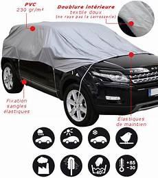 housse de protection pour voiture demi housse protection pour voiture en pvc 2vs ebay