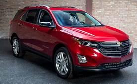 2020 Chevrolet Equinox Interior Options  Engine
