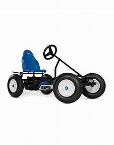 berg basic blue bfr go kart free passenger seat