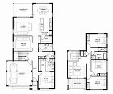 4 bedroom double storey house plans luxury 4 bedroom two storey house plans new home plans