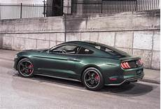 2018 ford mustang bullitt debuts at detroit show