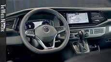 2020 volkswagen multivan t6 1 interior transporter t6