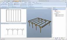Carport Mit Software In 2d 3d Selber Zeichnen Damit