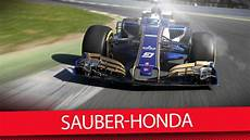 Honda Motoren F 252 R Sauber F1 Ein Selbstmordkommando I