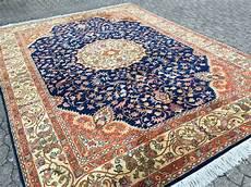 aste tappeti persiani tappeto persiano tabriz in oro con certificato di