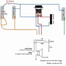 headphone stereo wiring diagram speaker wiring diagram wiring diagram and schematic diagram images