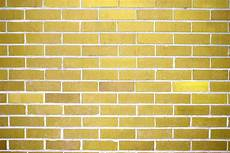 yellow brick wall texture picture free photograph