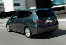 toyota prius plus review 2012 parkers