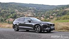Essai Volvo V60 D4 Une Tradition Perp 233 Tu 233 E
