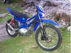 Biaya Modifikasi Vixion by Biaya Modifikasi Yamaha Vixion Jadi Trail Motor