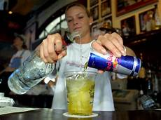 mixing energy drinks and alcohol can prime you for a