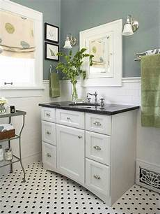 Bathroom Ideas Black And White Floor by 27 Small Black And White Bathroom Floor Tiles Ideas And