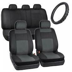 acura rsx leather seat covers ebay