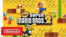 Malvorlagen Mario Bros 2 New Mario Bros 2 E3 Trailer Nintendo 3ds