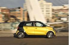 smart forfour review 2020 autocar