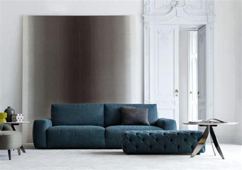 Johnny Fabric Sofa With One-piece Frame