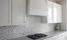 Metallic Kitchen Backsplash Top 50 Best Metal Backsplash Ideas Kitchen Interior Designs