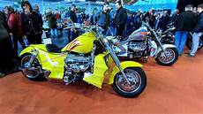 Hoss V8 Motorcycles Compilation 6 Bikes Walkaround
